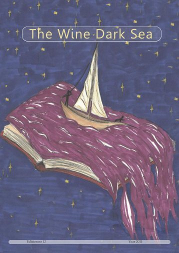 sailing the wine dark sea essay Sailing the wine-dark sea: why the greeks matter 36 out of 5 based on 0 ratings 16 reviews.