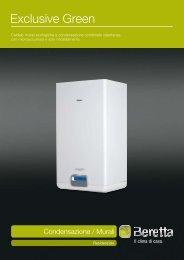 Exclusive Green - Certificazione energetica edifici