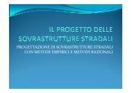 Progettazione stradale - Provincia di Treviso