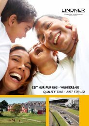 QUALITY TIME – JUST FOR US! - Lindner - Hotels
