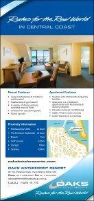 WATERFRONT RESORT - Oaks Hotels & Resorts - Page 2