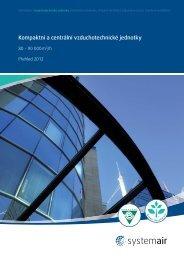 Katalog AHU 2012 - Systemair