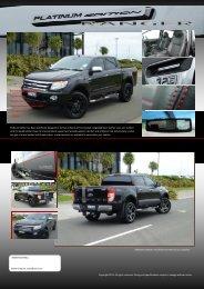 2012 Ford Ranger - Retro Vehicle Enhancement