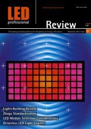 Light+Building Review Zhaga Standardization LED Module ... - Beriled