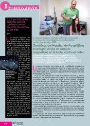 Investigación: Nuevo modelo de retina artificial - Imserso