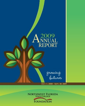growing futures - Northwest Florida State College