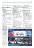 Internationale Reedereien und ihre Fahrtgebiete auf einen ... - Verkehr - Page 5