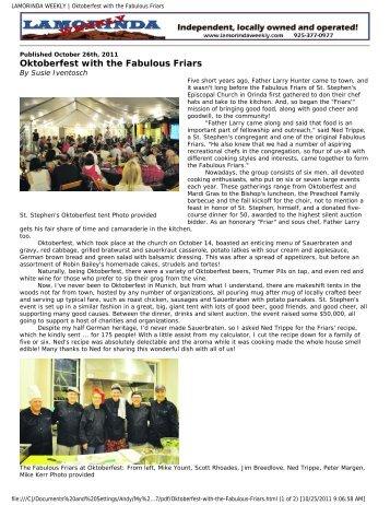 download pdf - Lamorinda Weekly