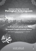 isi kandungan - Jabatan Kemajuan Islam Malaysia - Page 2