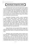 isi kandungan - Jabatan Kemajuan Islam Malaysia - Page 5