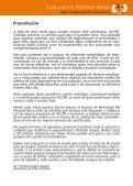 Guía para el Paciente Renal - Alcer - Page 3