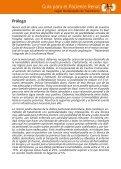 Guía para el Paciente Renal - Alcer - Page 5