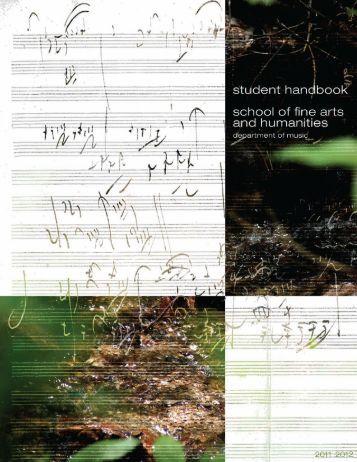 department of music - Casper College