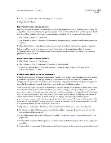 Descargar Adobe Incopy CS5 parte 2 - Mundo Manuales