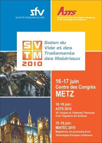 SVTM 2010 - Vacuum-Guide