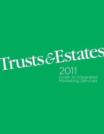 T&E MediaKit 2011:Layout 1 - Wealth Management