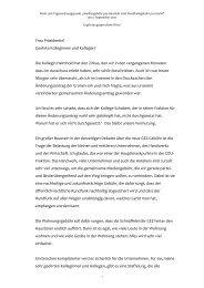 Rede zu Debatte um Mediengebühr am 9 ... - Daniela Behrens