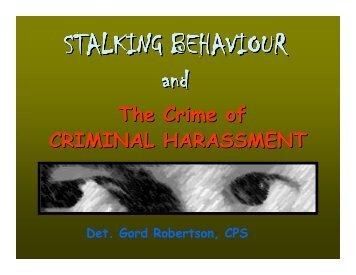 Stalking PowerPoint