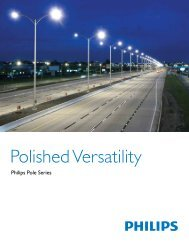 Polished Versatility - Philips Lighting
