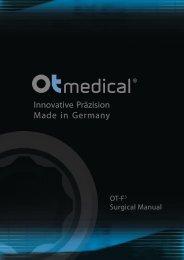 Innovative Präzision Made in Germany
