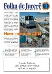 Novos rumos da AJIN - Ajin.org.br