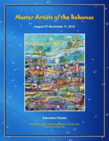 Master Artists of the Bahamas - Museum of Fine Arts - Florida State ...