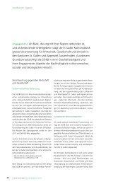 Engagement Als Bank, die eng mit ihrer Region verbunden ist, und ...