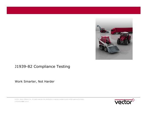J1939-82 Compliance Testing - ASAM