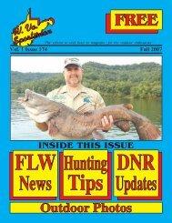 Fall 2007 Issue - Wvasportsman.net