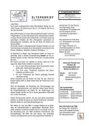 Elterninformation (pdf) - der Grundschule Brück