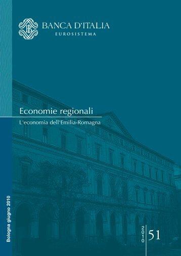 L'ECONOMIA DELL'EMILIA-ROMAGNA - First