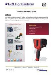 Termovision Camera System - ECM ECO Monitoring