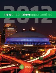 Download the 2012 Opportunities Guide Book here. - New Orleans ...