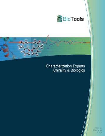 BioTools catalog