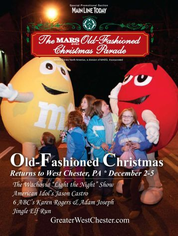 Old-Fashioned Christmas - Main Line Today