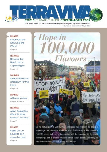 Hope in Flavours - IPS Inter Press Service