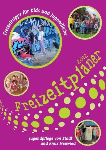 Freizeitplaner 2012 - Landkreis Neuwied