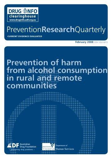 Full report [PDF: 831KB](new window) - DrugInfo - Australian Drug ...