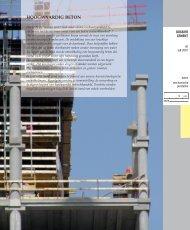 n°40: hoogwaardig beton - Febelcem