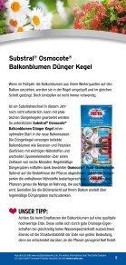 Substral® Osmocote - Home | Scotts Celaflor Liebe Deinen Garten - Seite 5