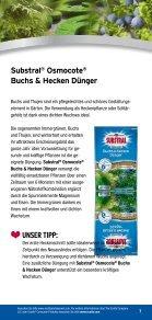 Substral® Osmocote - Home | Scotts Celaflor Liebe Deinen Garten - Seite 7