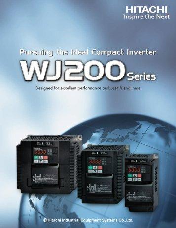 WJ200 Series