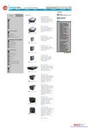 Removable Hard Disk Drive Storage Enclosures   CRU - Storesys