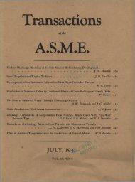 Transactions A.S.M.E.