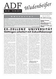 Wadenbeißer Nr. 95 vom 18.06.2012 [PDF] - ADF ...