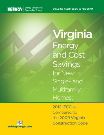 Virginia - Building Energy Codes