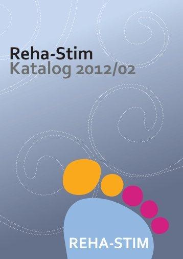 Reha-Stim Katalog 2012/02