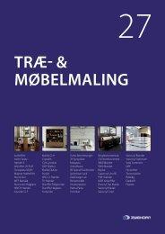 TRÆ- & MØBELMALING - C. Flauenskjold A/S