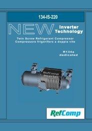 Compressori 134 IS 220 New gb 27 feb 08.indd