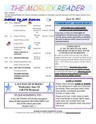 Morley Reader June 14, 2012.pdf - Edward W. Morley Elementary ...